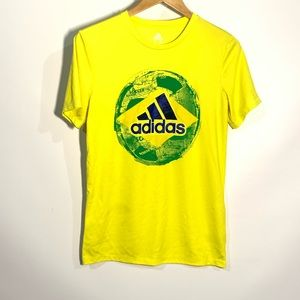 Adidas athletic Climalite t-shirt